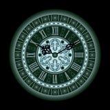 Stary zegar Fotografia Royalty Free