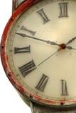 stary zegar weathersa Zdjęcie Stock