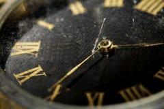 stary zegarek nadgarstek zdjęcie stock