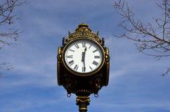 Stary zegarowy Bucharest, Rumunia Zdjęcie Royalty Free