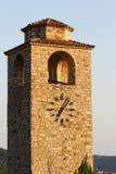 Stary zegarowy wierza Obraz Stock