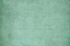 Stary zielonego papieru tło Obraz Stock