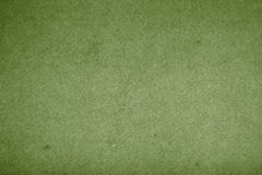 stary zielony papier Obraz Stock