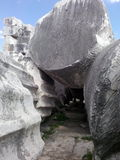 starych skał Zdjęcia Stock