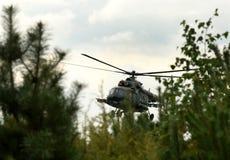 Starytchi Ukraina, Wrzesień, - 6, 2018 Ćwiczenia wojskowe z Zdjęcia Stock