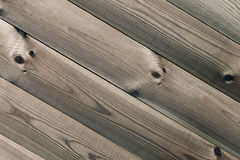 Starzeć się brąz deski Drewniana tekstura verdure pozyskiwania środowisk gentile Fotografia Royalty Free