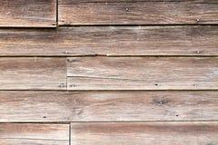 Nieociosany drewniany tło Zdjęcie Royalty Free