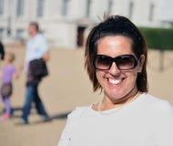 starzejąca się środkowa kobieta Zdjęcie Royalty Free