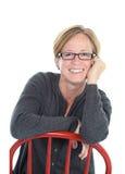 starzejąca się środkowa kobieta Fotografia Royalty Free