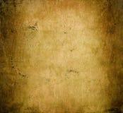 Starzejąca się Brezentowa tekstura Obrazy Royalty Free