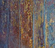 Starzejąca się drewno powierzchnia - retro tło zdjęcia royalty free