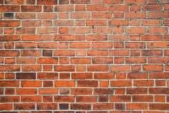 Starzejący się ściana z cegieł tło Obrazy Royalty Free