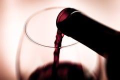 Starzejący się świetny wino obrazy royalty free
