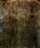 Starzejący się Drewniany Tło Fotografia Stock