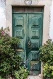Starzejący się drzwi Zdjęcie Stock