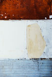 Starzejący się grunge textured plenerowy ścienny tło zdjęcie royalty free