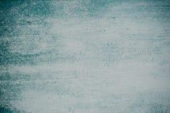 Starzejący się i podławy błękitny drewniany tło tekstury lub zbliżenia fotografia royalty free