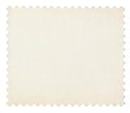 starzejący się puste miejsce odizolowywający poczta znaczka biel ilustracja wektor
