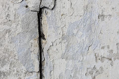 Starzejący się Stara Czerwona Biała Szara tekstura Niszczący ściana z cegieł Betonowy Horyzontalny tło Podława Miastowa Upaćkana  Zdjęcia Stock