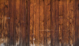 Starzejący się szorstki grungy rocznik wsiada Stary nieociosany drewnianego Zdjęcia Stock