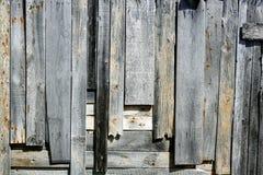 starzejący się tła linii brzegowej szary denny tekstury drewno Obrazy Stock