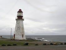 starzenie się latarnia morska Zdjęcie Stock