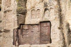 Starzy Armeńscy rytownictwa fotografia royalty free