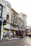 Starzy budynki obraz royalty free
