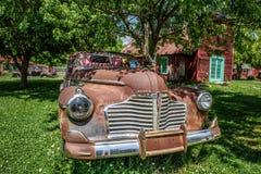 Starzy 1940/41 Buick Osiem Obraz Stock