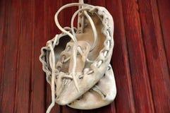 starzy buty Obraz Stock