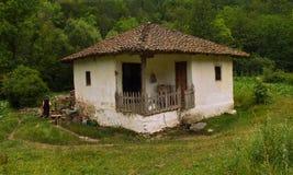 Starzy domy Zdjęcia Stock