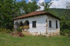 Starzy domy Zdjęcia Royalty Free
