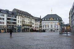 Starzy domy w Bonn obrazy stock
