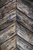 Starzy drewniani drzwi zdjęcie royalty free
