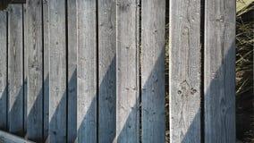 Starzy drewniani schodki Zdjęcia Stock
