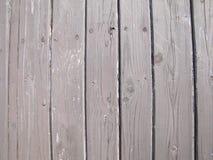 Starzy drewno paliki bez utrzymania Fotografia Stock