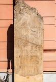 starzy Egypt hieroglify Obrazy Royalty Free