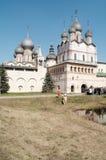 starzy kościoła zdjęcie royalty free