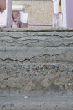 starzy konkretne kroki, Zdjęcie Stock