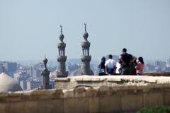 Starzy meczety w Cairo Obrazy Royalty Free