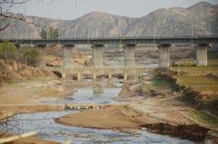 Starzy mosty Zdjęcia Stock