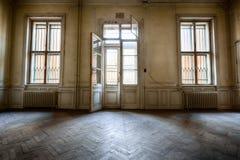 Starzy okno Obraz Stock