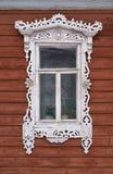 starzy okno Obraz Royalty Free