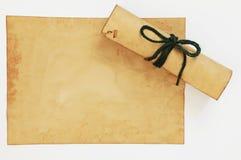 starzy papiery Zdjęcie Stock