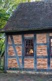 Starzy Salem budynki Fotografia Stock