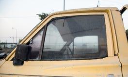 Starzy samochodowi drzwi Zdjęcie Royalty Free