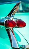 Starzy samochodowi reflektory Zdjęcia Stock