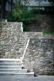 Starzy schodki Zdjęcie Stock