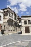 Starzy stępów domy obrazy stock