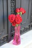 Starzy zapominający kwiaty Obraz Stock